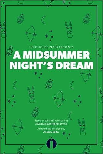A Midsummer Night's Dream (Lighthouse Plays)