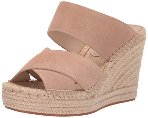 4e8a26cafef Kenneth Cole New York Women's Olivia X-Band Espadrille Wedge Sandal ...