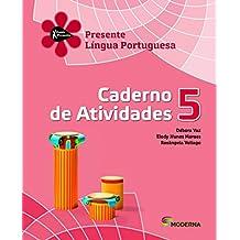 Língua Portuguesa. Caderno de Atividades. 5º Ano - Projeto Presente