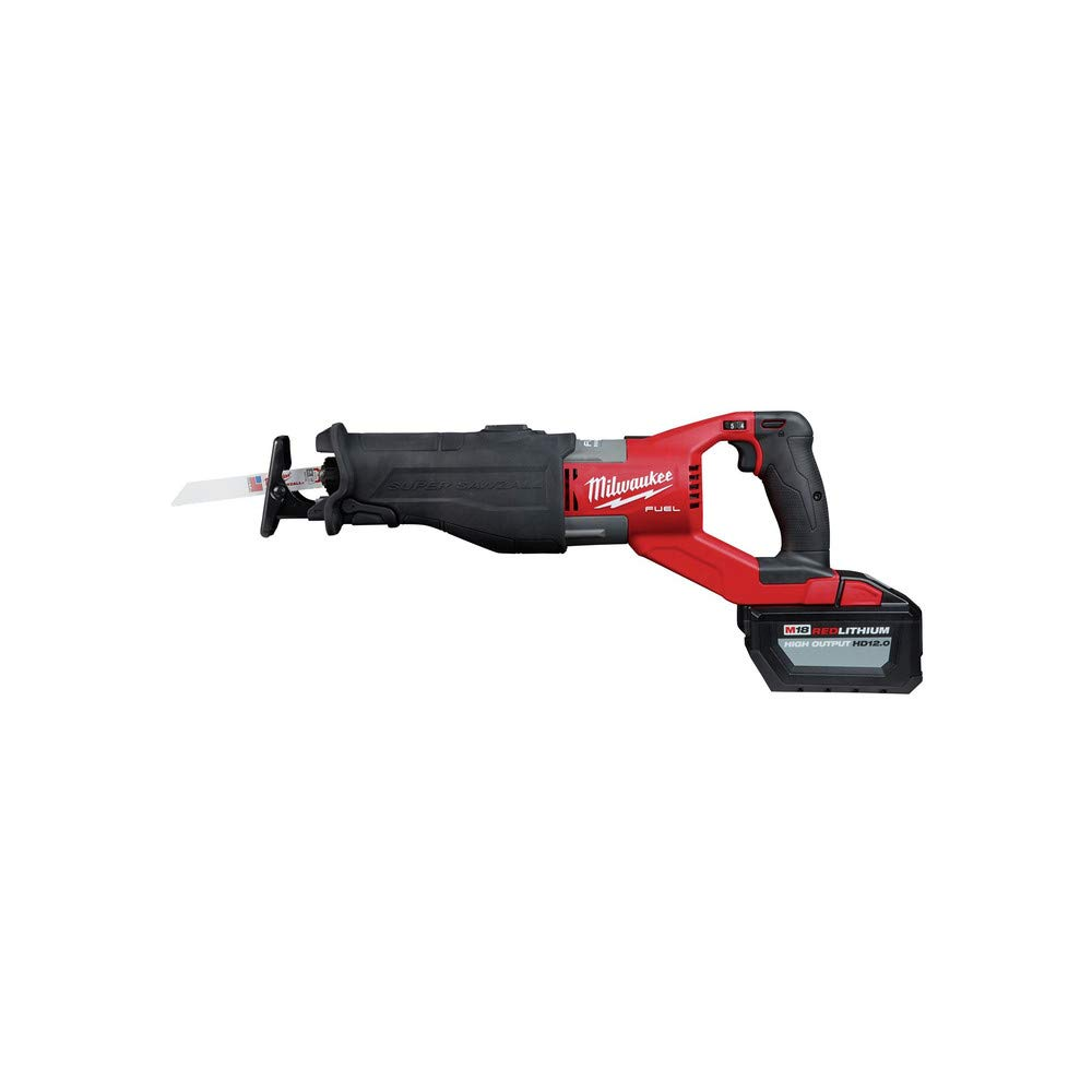 Milwaukee Electric Tools 2722-21HD Fuel Super Sawzall Kit