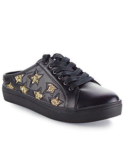 slide on sneakers womens - 4