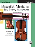 Beautiful Music for Two String Instruments, Bk 2: 2 Violas
