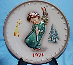 1971 Goebel Hummel Heavenly Angel Annual Plate # 264