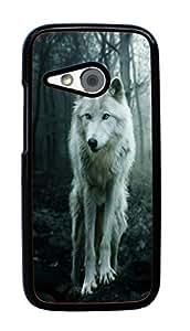 Hard Case for HTC One Mini 2 / HTC One Remix / HTC M8 Mini (Wolf Animal)