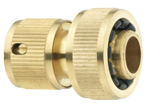 CORNAT TEC308134 3/4-Inch Brass Quick coupler with a Hose Connection