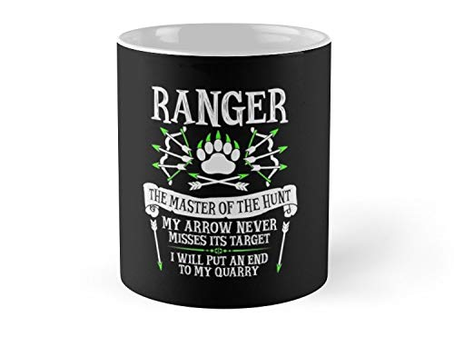 Ranger The Master Of The Hunt Dungeons Dragons 11oz Mug - Great gift for family and friends.