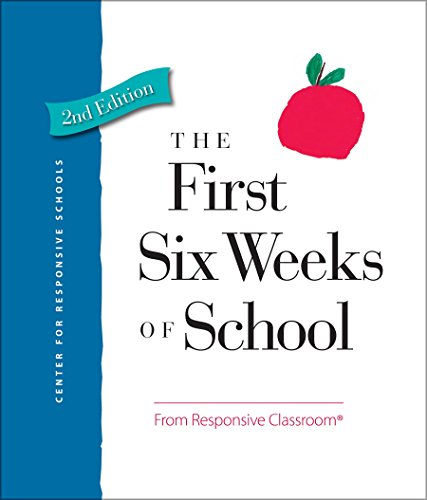 Pdf Teaching The First Six Weeks of School