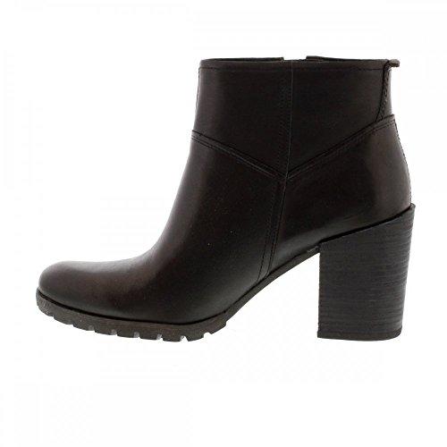 Timberland Swazey Ankle Mujer Botas Negro