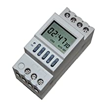Generic 220V Holidy Time Switch,Programmable Timer Switch ATP1006-5