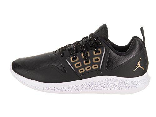 Da Jordan 031 black Multicolore Scarpe Grind Gold Fitness metallic Uomo Ewwq7C4