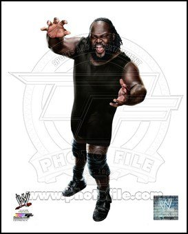 Mark Henry 2013 Posed Art Poster Print Unknown