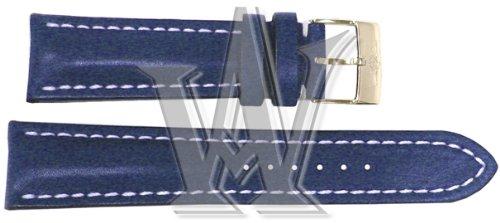 Breitling-2220Mm-Blue-Leather-Strap-105X-2220-Blult