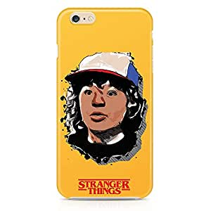 Loud Universe Dustin Face iphone 6 Case Stranger things Dustin Art iphone 6 Cover with 3d Wrap around Edges