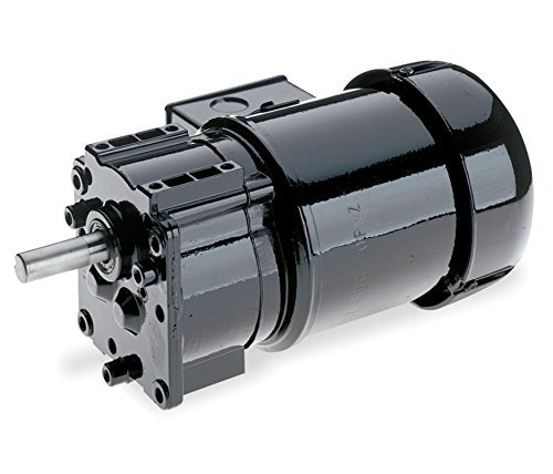 Dayton AC Parallel Shaft PSC Gear Motor 16 RPM, 1/6hp 115/230volts, 60/50Hz. Model 6Z817 by Dayton
