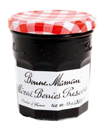 Bonne Maman Mixed Berry Preserve, 6-Count