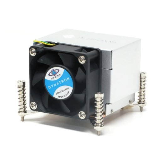 Dynatron G666 2U Server PWM Copper CPU Cooler - Socket LGA 1366