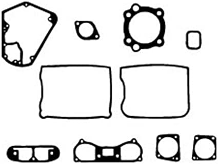 Cometic C9298F Replacement Gasket/Seal/O-Ring Gaskets Exhaust ...