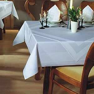 Charmant Tablecloth U2013 White Square U2013 80 X 80 Cm U2013 With A Satin Border 100%