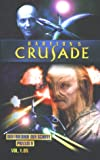 Babylon 5 Crusade, Vol. 1.05: Der Friedhof der Schiffe / Praxis 9 [VHS]