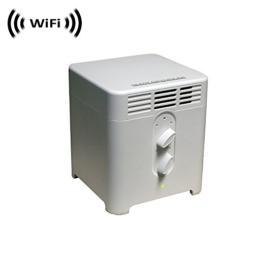 Cheap Spy Camera with WiFi Digital IP Signal, Recording & Remote Internet Access, Camera Hidden in an Air Purifier
