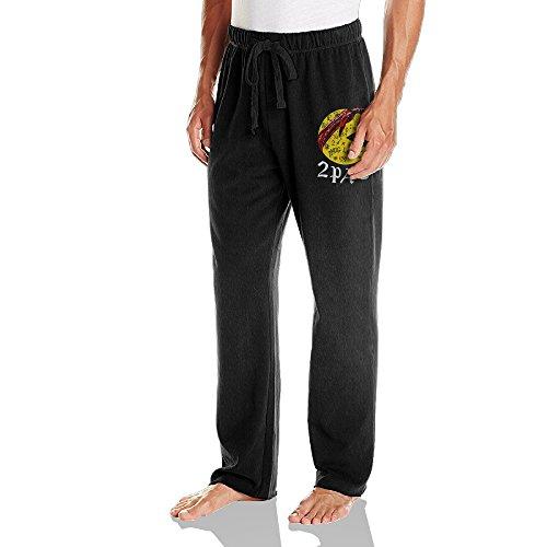 2pac Tupac Men' Long Cool Sweatpants Girl Jogger Fans Fit Sweatpants