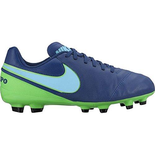 Nike Azul Blue de 819186 rage Green 443 Polarized Unisex Adulto Fútbol Blue Botas Coastal rxT6rZnPq0