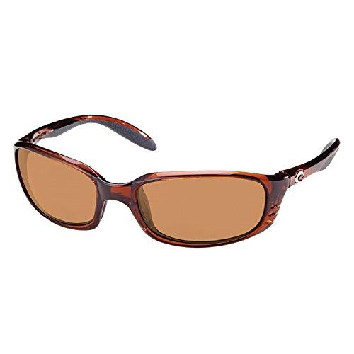 Mar Brine Tortoise Del Costa Sunglasses C6X5xw