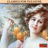 """Symphonie N°1 """"Classique"""", Symphonie N°7, L'amour Des 3 Oranges (Suite)"""