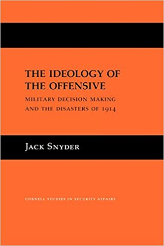 amazon the ideology of the offensive military decision making and