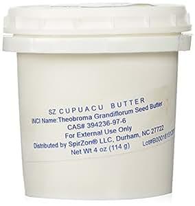 Cupuacu Butter Refined (4 oz)