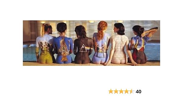 Set Posterleisten #B058237 91x61cm Pink Floyd Poster