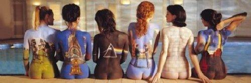 1art1 Posters: Pink Floyd Door Poster -