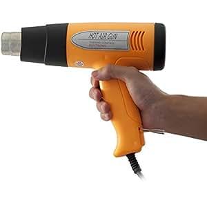 DHG1500 DOSS 1500W Hot Air/Heat Gun Doss Power: 1500W, 2-Speed Selectable