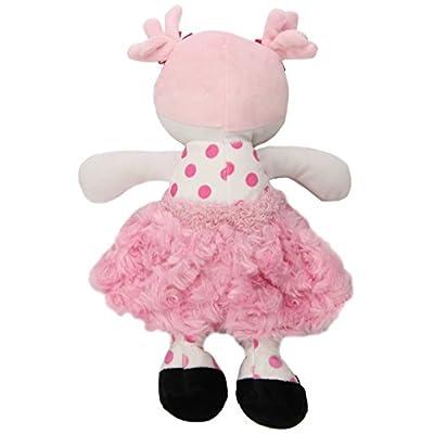 Baby Starters Plush Snuggle Buddy Baby Doll, Sugar N Spice Marisa : Plush Toys : Baby