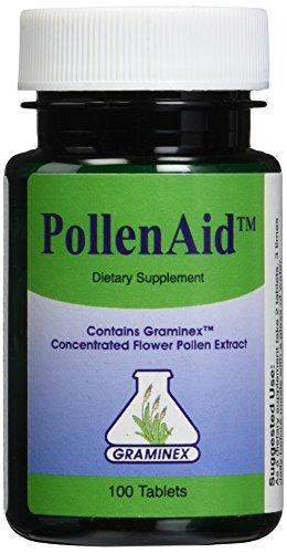 PollenAid Flower Pollen Extract Graminex product image