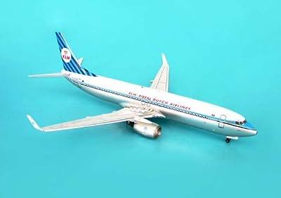AVIATIon200 1-200 Scale Model Aircraft AV2738008 Klm 737-800 Retro Livery