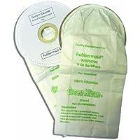 Green Klean GK-PHP06HEPA Hepa Replacement Vacuum Bags (Pack of 100)
