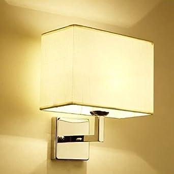 qwer dormitorios apliques lmpara de mesilla tejidos modernos apliques de pared apliques de pasillo m