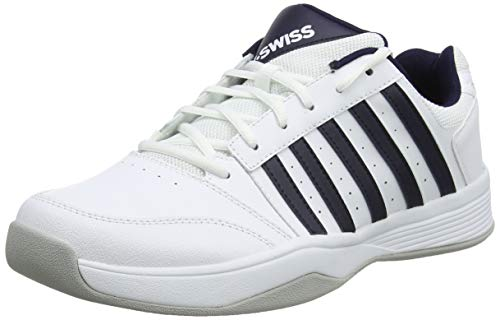 K-Swiss Performance Herren Court Smash Carpet-magnet/White/Hirs-m Tennisschuhe