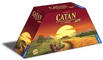 Giochi Uniti gu389 - I Coloni di Catan Compact: Amazon.es ...