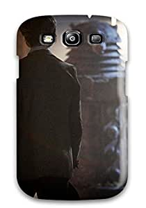 New Stargate Universe Episode Guide Case Cover, Anti-scratch AnnDavidson Phone Case For Galaxy S3