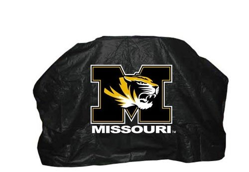 (NCAA Missouri Tigers 68-Inch Grill Cover )