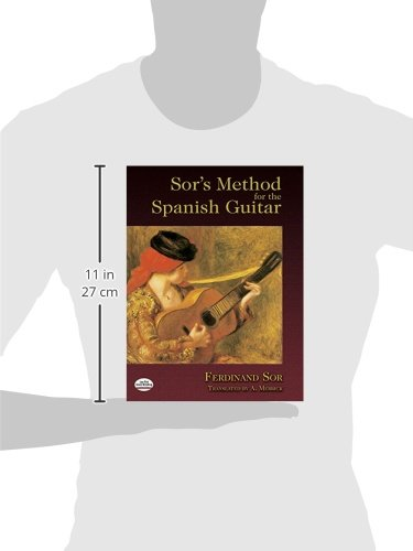 Sors Method for the Spanish Guitar (Dover Books on Music)