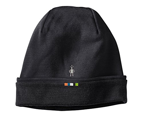 Smartwool Nts Mid 250 Cuffed Beanie  Charcoal  One Size