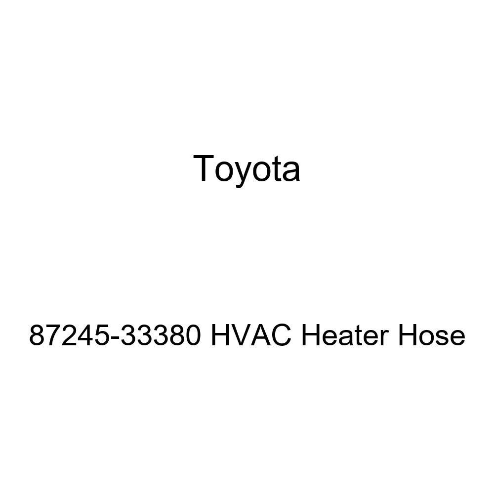 Toyota 87245-33380 HVAC Heater Hose
