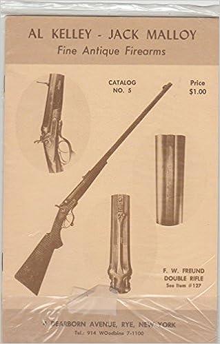 fine antique firearms