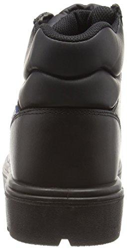 HimalayanHygrip Waterproof - Zapatos de seguridad Hombre Negro (Negro)
