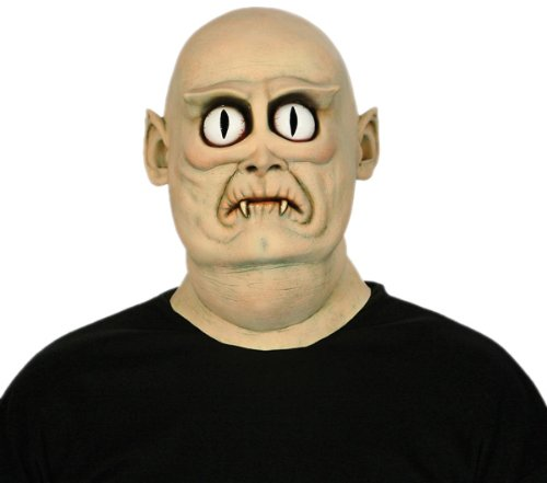 Swamp Creature Costumes (Paper Magic Men's Curse Of The Swamp Creature Mask, Green, One Size)