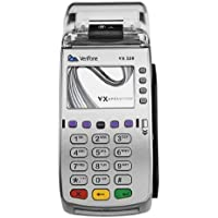 VeriFone Vx 520 Dial/Ethernet Dual Communications, 160Mb, Terminal/Itegrated Printer/Internal PIN Pad