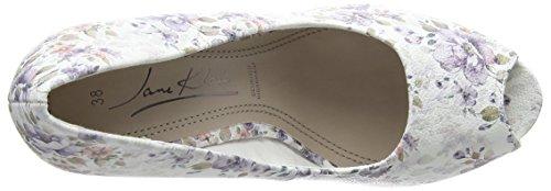 Jane Klain 293 169 - Zapatos Mujer Varios Colores - Mehrfarbig (Grey Multi 299)
